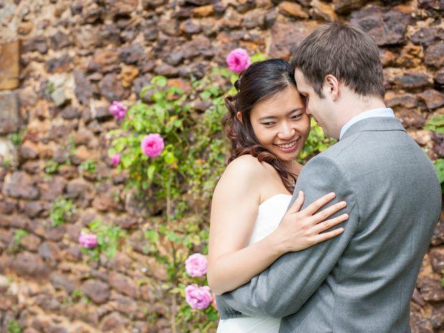 Le mariage de Guillaume et Tiaura à Sancerre, Cher 5