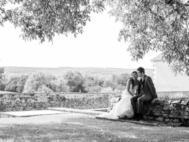Le mariage de Guillaume et Tiaura à Sancerre, Cher 6