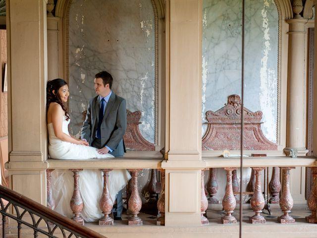 Le mariage de Guillaume et Tiaura à Sancerre, Cher 8
