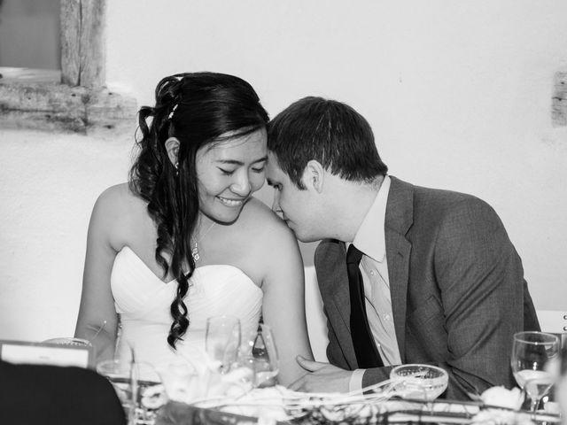 Le mariage de Guillaume et Tiaura à Sancerre, Cher 15