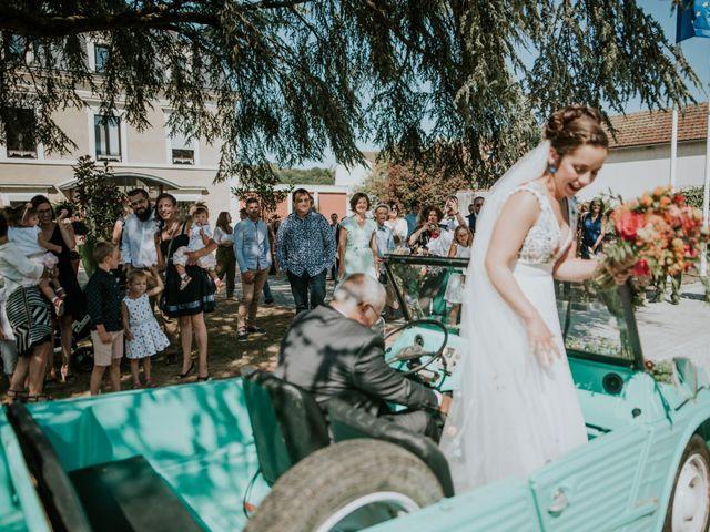 Le mariage de Bertrand et Sophie à Aixe-sur-Vienne, Haute-Vienne 33