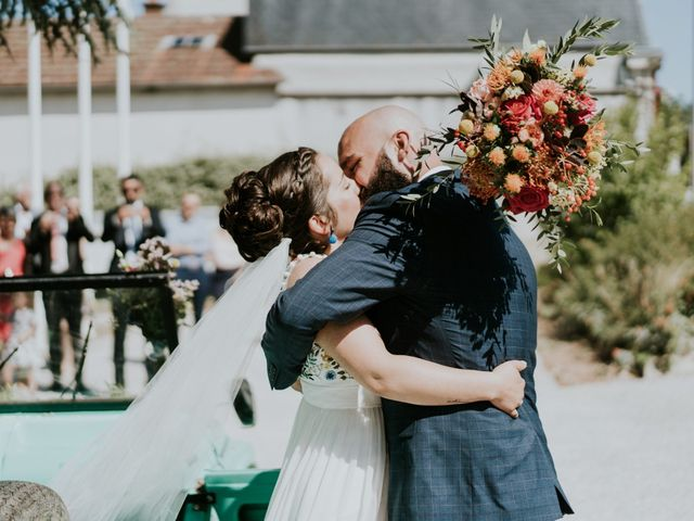 Le mariage de Bertrand et Sophie à Aixe-sur-Vienne, Haute-Vienne 34