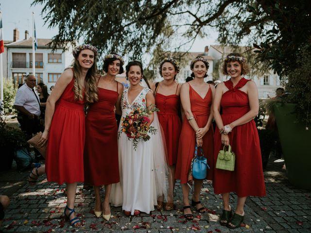 Le mariage de Bertrand et Sophie à Aixe-sur-Vienne, Haute-Vienne 37