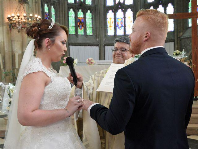 Le mariage de Jonathan et Audrey à Saint-Sauveur, Somme 13