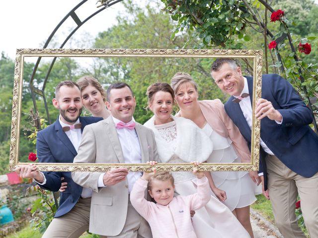 Le mariage de Thomas et Anne-Charlotte à Sandillon, Loiret 17