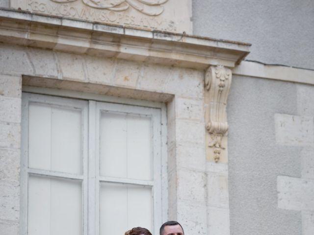 Le mariage de Thomas et Anne-Charlotte à Sandillon, Loiret 20