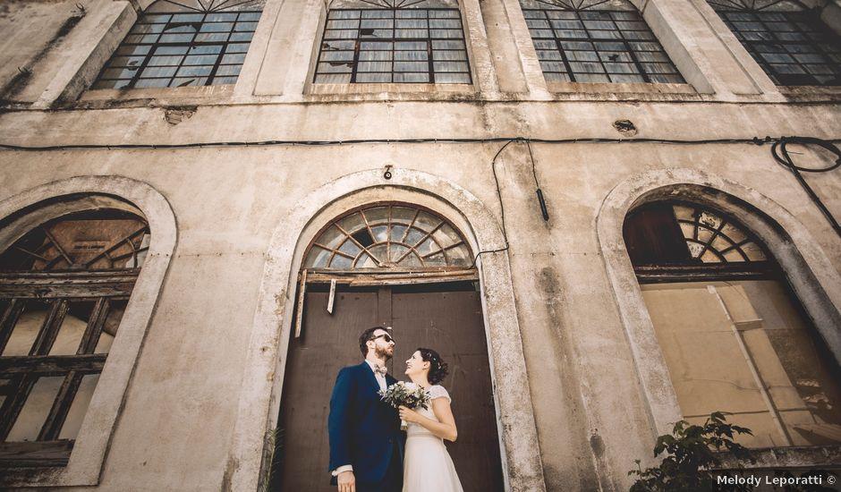 Le mariage de Denis et Fanny à Lasalle, Gard