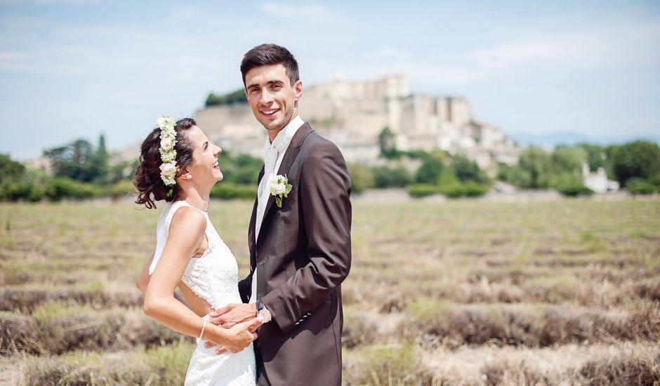 Le mariage de Benjamin et Valentine à Grignan, Drôme