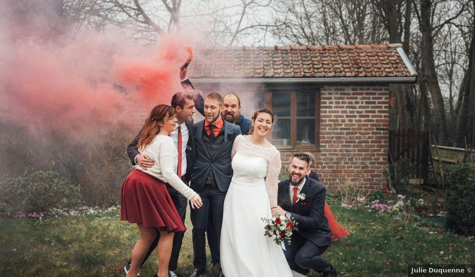 Le mariage de Dimitri et Sandrine à Cambrai, Nord