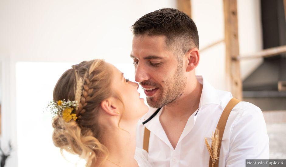 Le mariage de Paul et Servanne à Saint-Pardoux-l'Ortigier, Corrèze