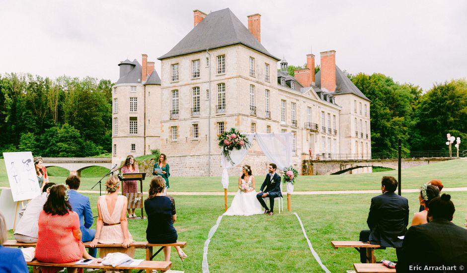 Le mariage de Aurélien et Catherine à Orléans, Loiret