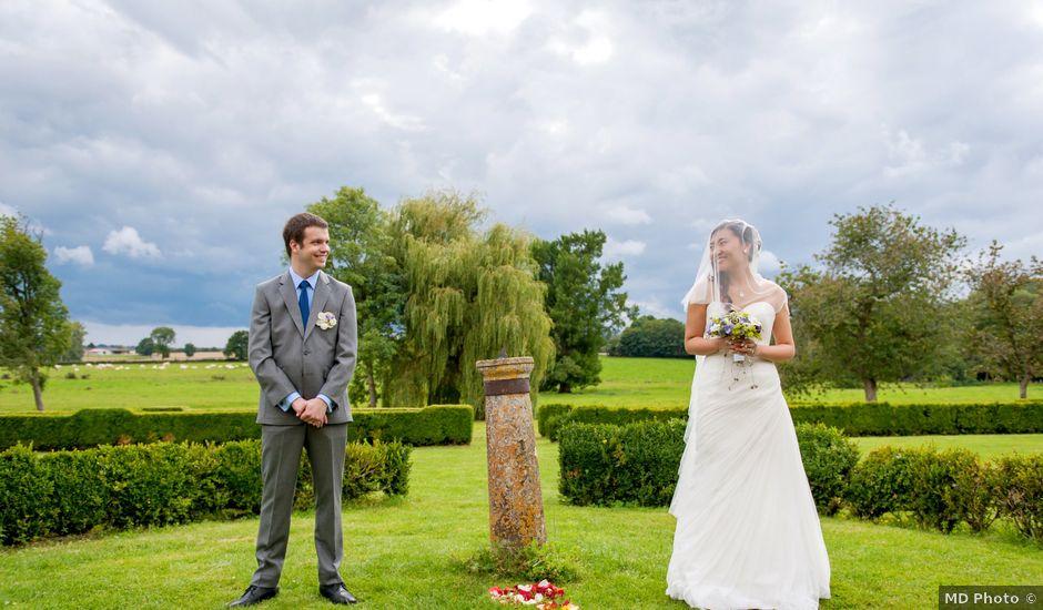 Le mariage de Guillaume et Tiaura à Sancerre, Cher