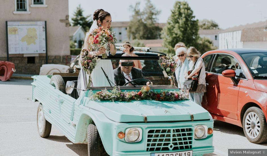 Le mariage de Bertrand et Sophie à Aixe-sur-Vienne, Haute-Vienne