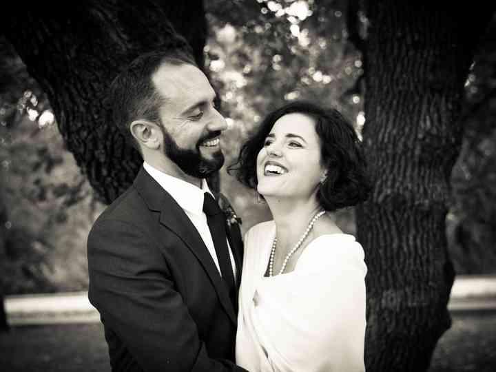 Le mariage de Eléonore et Jean-Marc