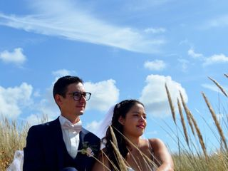 Le mariage de Alexandra et Norel