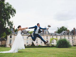 Le mariage de Julie et Thierry 1