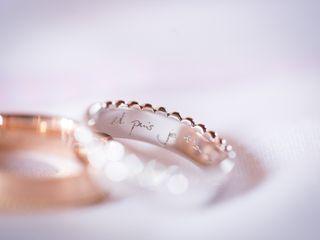 Le mariage de Eléonore et Jean-Marc 1