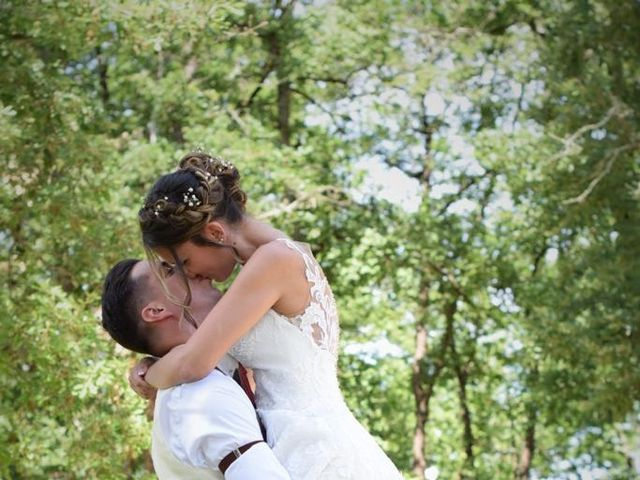 Le mariage de Mehdi  et Laurine  à Castelmayran, Tarn-et-Garonne 1
