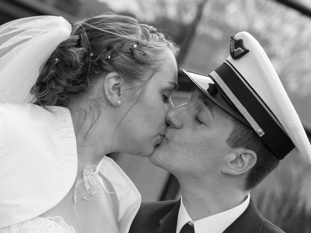 Le mariage de Charline et Xavier-Pierre