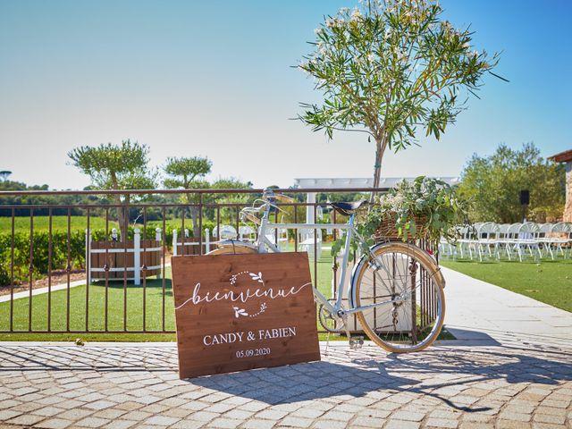 Le mariage de Fabien et Candy à Roquebrune-sur Argens, Var 4