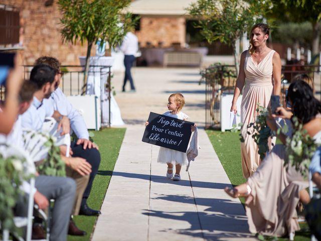 Le mariage de Fabien et Candy à Roquebrune-sur Argens, Var 6