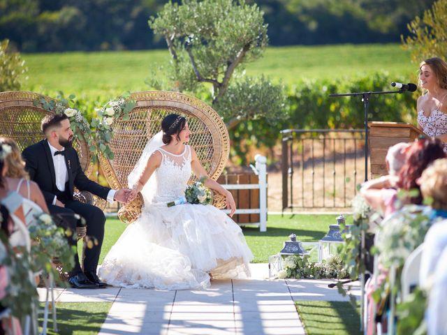 Le mariage de Fabien et Candy à Roquebrune-sur Argens, Var 8