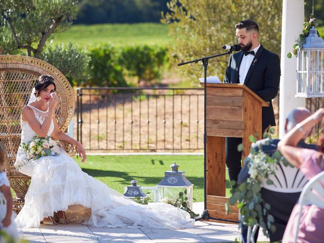 Le mariage de Fabien et Candy à Roquebrune-sur Argens, Var 1