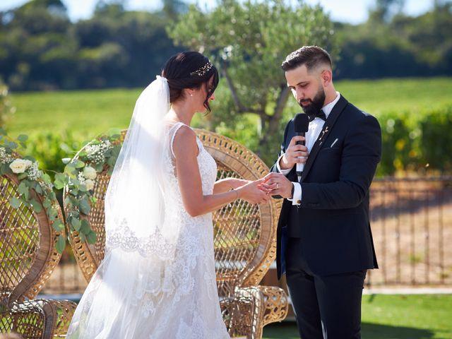 Le mariage de Fabien et Candy à Roquebrune-sur Argens, Var 10