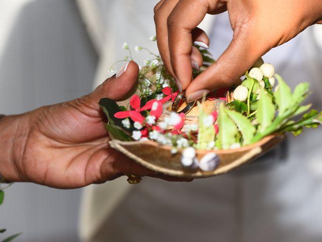 Le mariage de Loic et Aurelie à Le Diamant, Martinique 5