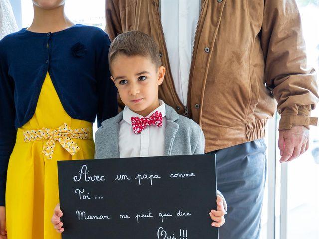 Le mariage de Olivier et Audrey à Thouaré-sur-Loire, Loire Atlantique 3