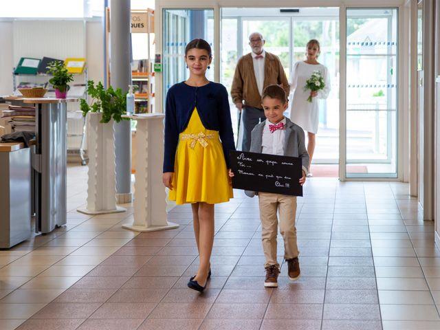 Le mariage de Olivier et Audrey à Thouaré-sur-Loire, Loire Atlantique 5