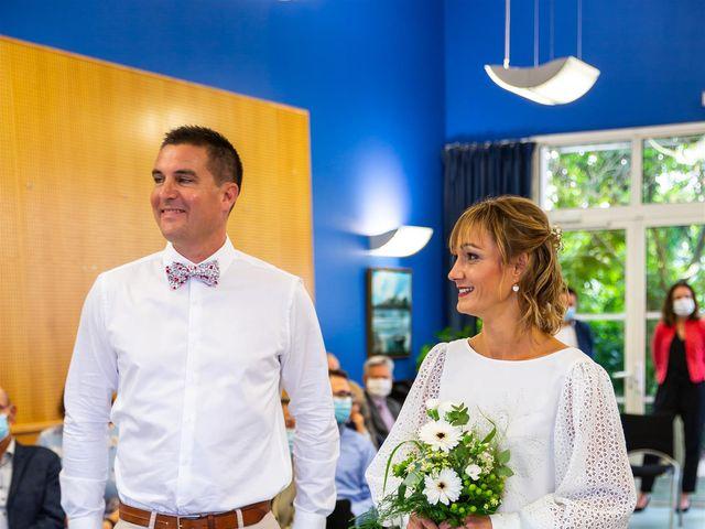 Le mariage de Olivier et Audrey à Thouaré-sur-Loire, Loire Atlantique 7