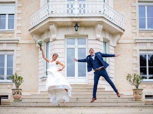 Le mariage de Olivier et Audrey à Thouaré-sur-Loire, Loire Atlantique 66