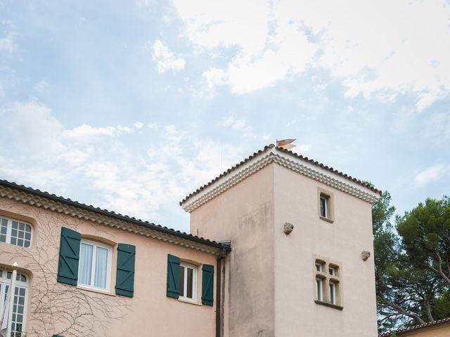 Le mariage de Shuichi et Rina à Aix-en-Provence, Bouches-du-Rhône 3