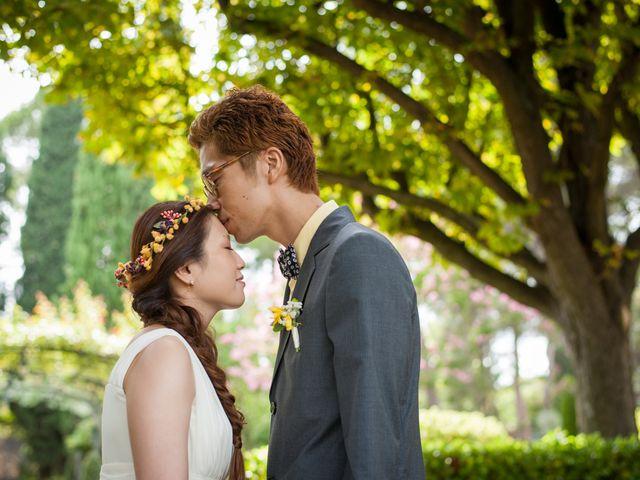 Le mariage de Shuichi et Rina à Aix-en-Provence, Bouches-du-Rhône 10