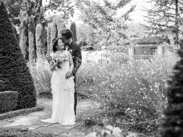 Le mariage de Shuichi et Rina à Aix-en-Provence, Bouches-du-Rhône 11