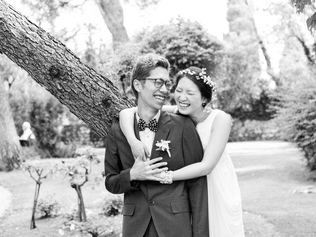 Le mariage de Shuichi et Rina à Aix-en-Provence, Bouches-du-Rhône 13
