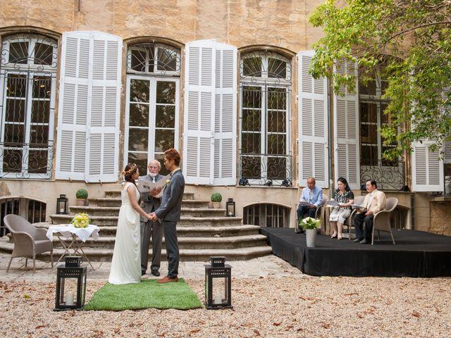 Le mariage de Shuichi et Rina à Aix-en-Provence, Bouches-du-Rhône 14