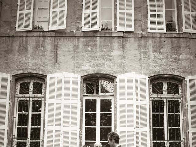 Le mariage de Shuichi et Rina à Aix-en-Provence, Bouches-du-Rhône 16
