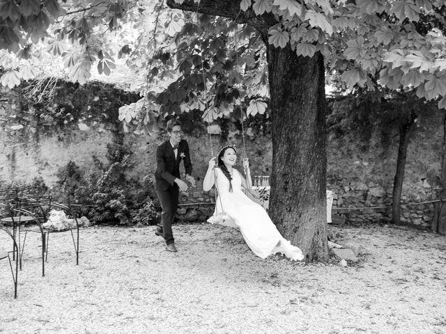 Le mariage de Shuichi et Rina à Aix-en-Provence, Bouches-du-Rhône 17
