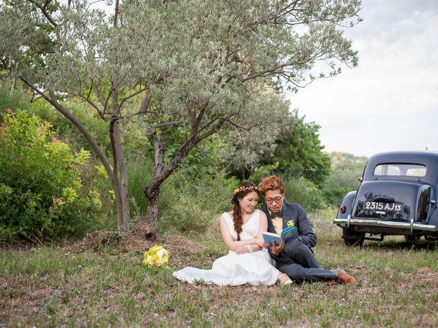 Le mariage de Shuichi et Rina à Aix-en-Provence, Bouches-du-Rhône 20
