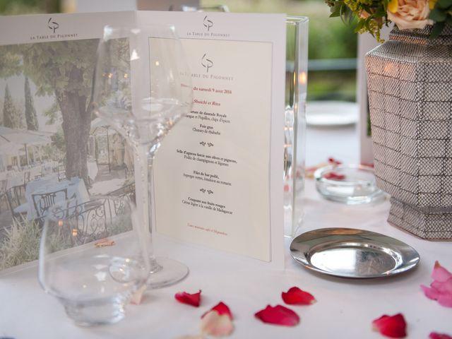 Le mariage de Shuichi et Rina à Aix-en-Provence, Bouches-du-Rhône 29