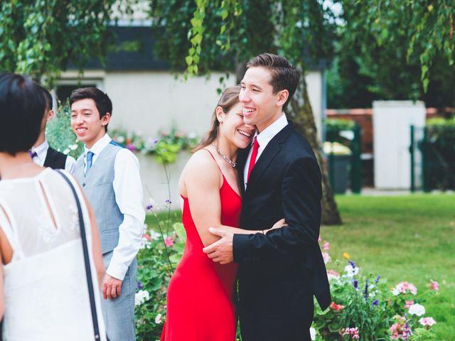 Le mariage de Thierry et Julie à Vernon, Eure 79