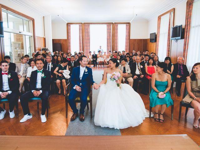 Le mariage de Thierry et Julie à Vernon, Eure 84