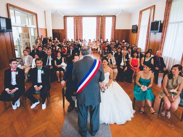 Le mariage de Thierry et Julie à Vernon, Eure 90
