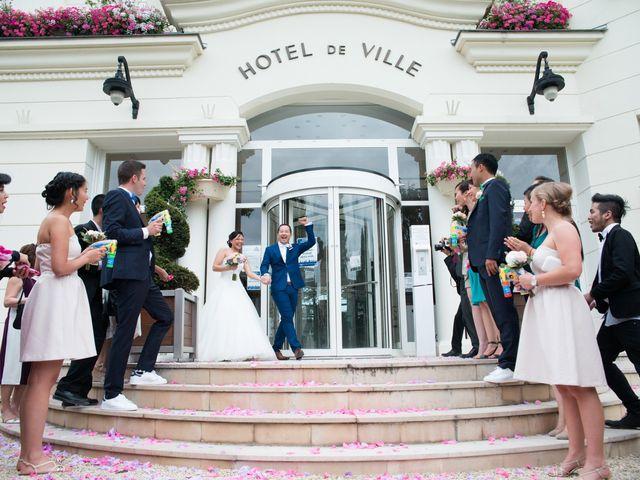 Le mariage de Thierry et Julie à Vernon, Eure 94