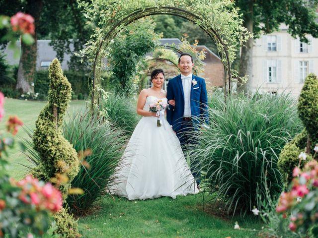 Le mariage de Thierry et Julie à Vernon, Eure 96