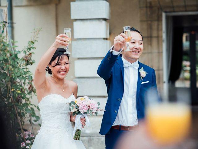 Le mariage de Thierry et Julie à Vernon, Eure 106