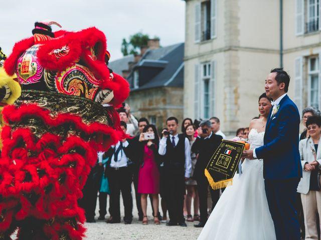 Le mariage de Thierry et Julie à Vernon, Eure 124
