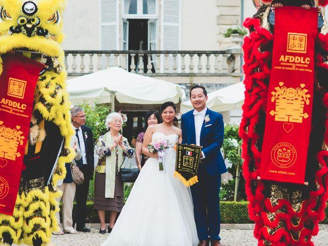 Le mariage de Thierry et Julie à Vernon, Eure 125